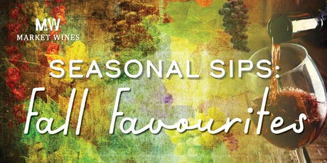 Seasonal Sips: Fall Favorites tickets