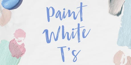 Wild at Art presents: Paint White T's tickets