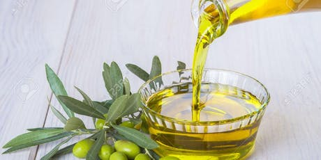 Brovelli Educational Series; Olive Oil Tasting tickets