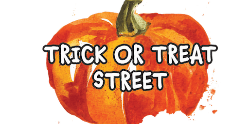 Columbia County Trick or Treat Street
