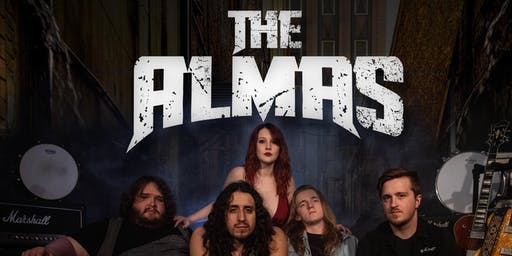 Spicoli's presents: The Almas Sin City Tour