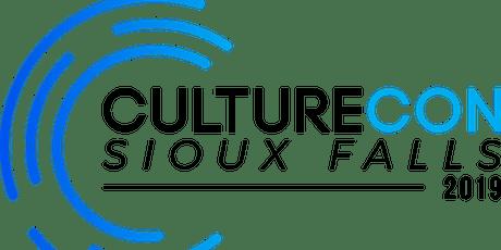 CultureCon 2019 tickets