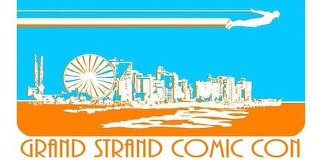 2nd Annual Grand Strand Comic Con tickets
