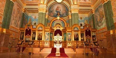 St. Nicholas Cathedral Anniversary
