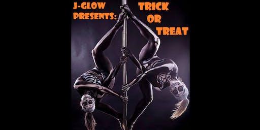 J-Glow Pole Dance Showcase: Trick or Treat
