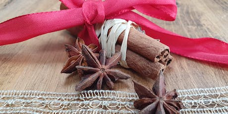 *CHRISTMAS SPECIAL* -Essential Oil Candle Workshop: STEP BY STEP  tickets