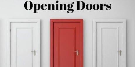 Opening Doors Dinner 2019 tickets