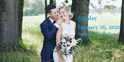 All Dressed in White Bridal Show - January 2020