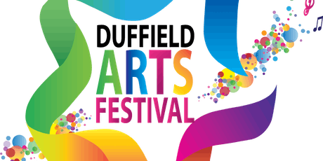 Duffield Arts Festival - 21st and 22nd of September 2019 tickets