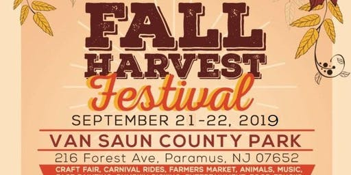 Bergen County Harvest Fest