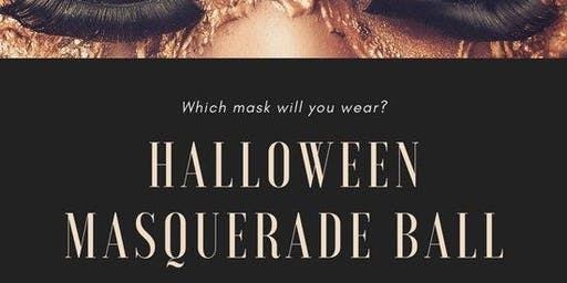 2019 Halloween Masquerade Ball