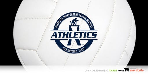 Northside ISD Volleyball @ Northside Gym 10.11