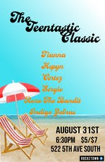 Teentastic Classic 3.0 tickets