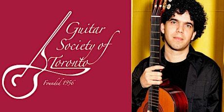 Judicaël Perroy (France), Classical Guitar billets