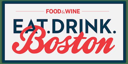 EAT DRINK BOSTON!