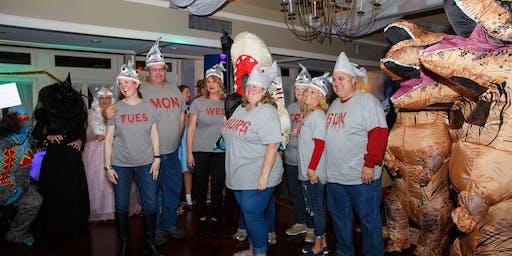 3rd Annual Howl-oween Fundraiser