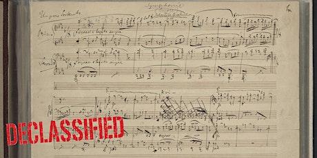 "POSTPONED: ""The Beethoven Complex"" [#Declassified] tickets"