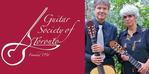Alexandra Christodimou and Yannis Petridis (Greece), Classical Guitar