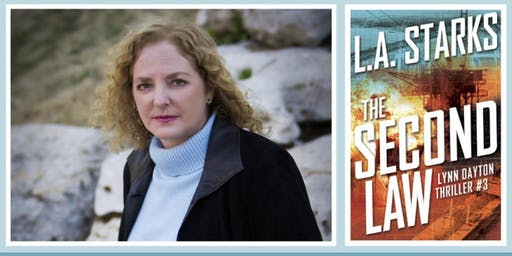 Author L.A. Starks & The Second Law