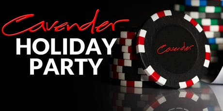 Cavender Auto Family | Holiday Party 2019 tickets