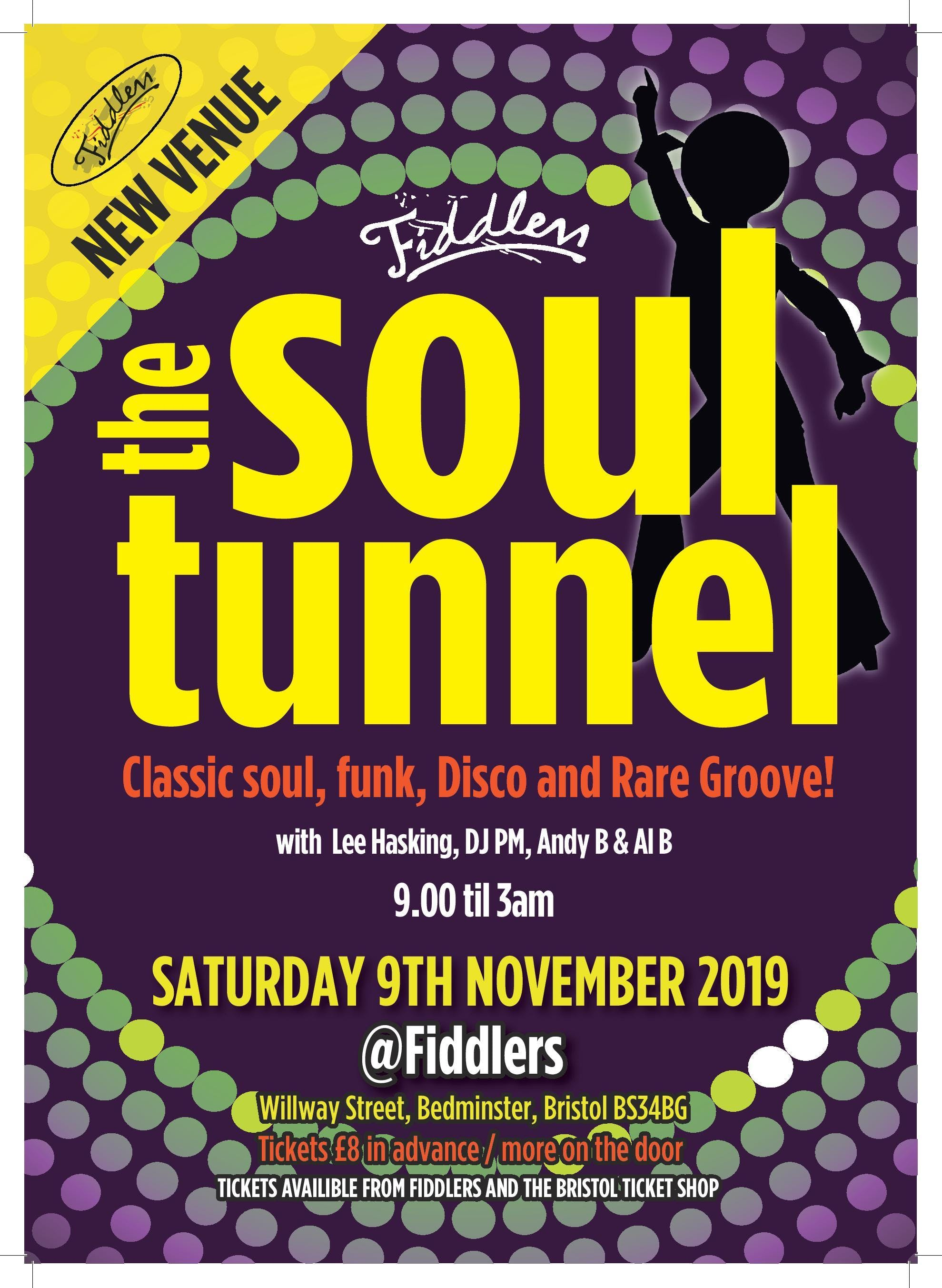 The Soul Tunnel