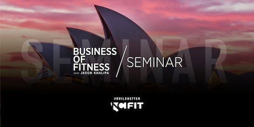 Business of Fitness Seminar with Jason Khalipa