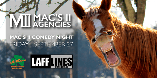 Mac's II Comedy Night