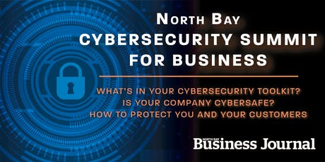Cybersecurity Summit for Business tickets