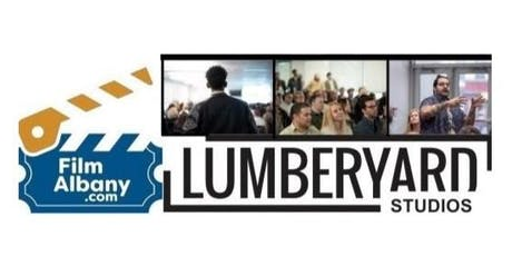 Film Albany/LUMBERYARD Studios Educational/Networking Evening tickets