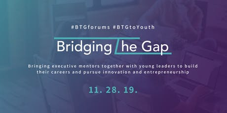 BridgingTheGap Forums Youth Innovation Mastermind tickets