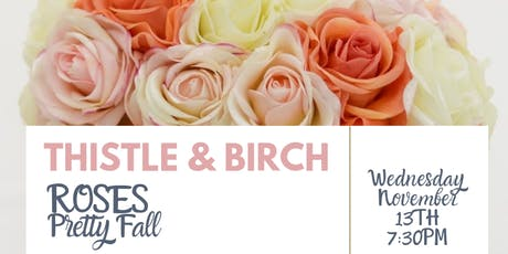 Floral Workshop tickets