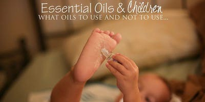 Essential Oils & Children