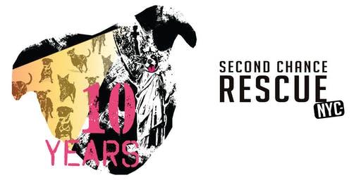 Second Chance Rescue NYC 10th Anniversary Gala