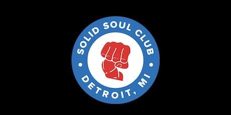 Solid Soul Club tickets