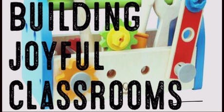 Building Joyful Classrooms 2019 tickets