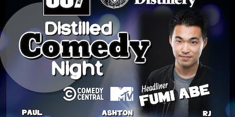 Big Apple Comedy Night tickets