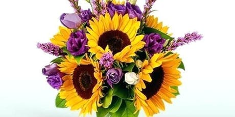 Seasonal Changes Floral Design Class tickets