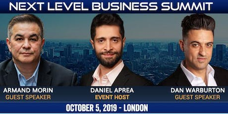 Next Level Business Summit tickets