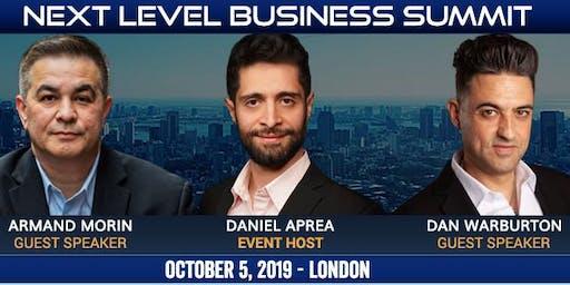Next Level Business Summit [Free Registration]