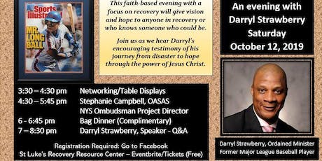 Diocese of Albany Recovery Commission:  Workshop & Speaker Event tickets