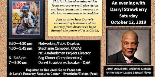 Diocese of Albany Recovery Commission:  Workshop & Speaker Event