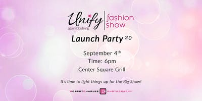 Unify Fashion Show Launch Party!