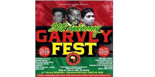 30th Annual GarveyFest Celebration