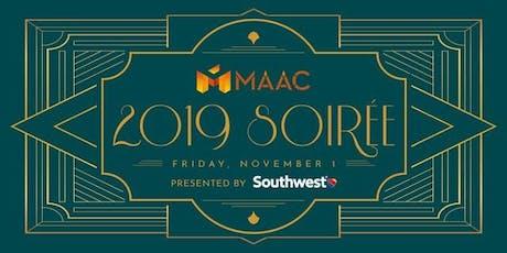 2019 MAAC Soirée tickets
