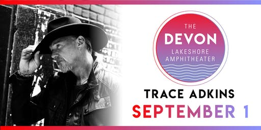 Trace Adkins - Don't Stop Tour 2019