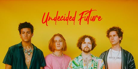 UNDECIDED FUTURE AT THE STUDY HOLLYWOOD tickets