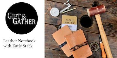 Leather Notebook Workshop