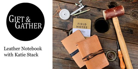 Leather Notebook Workshop tickets