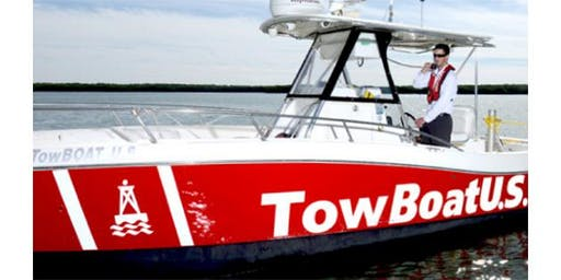 West Marine Mount Pleasant Presents Boat U.S. Towing Event