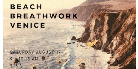 Beach Breathwork Venice tickets